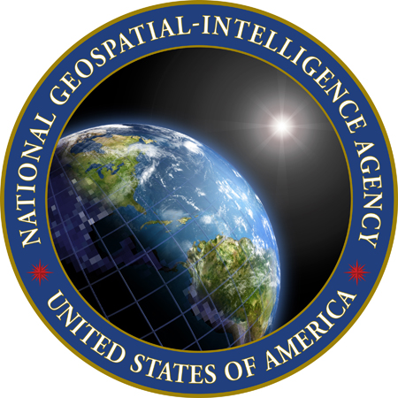 National Geospatial-Intelligence Agency Logo