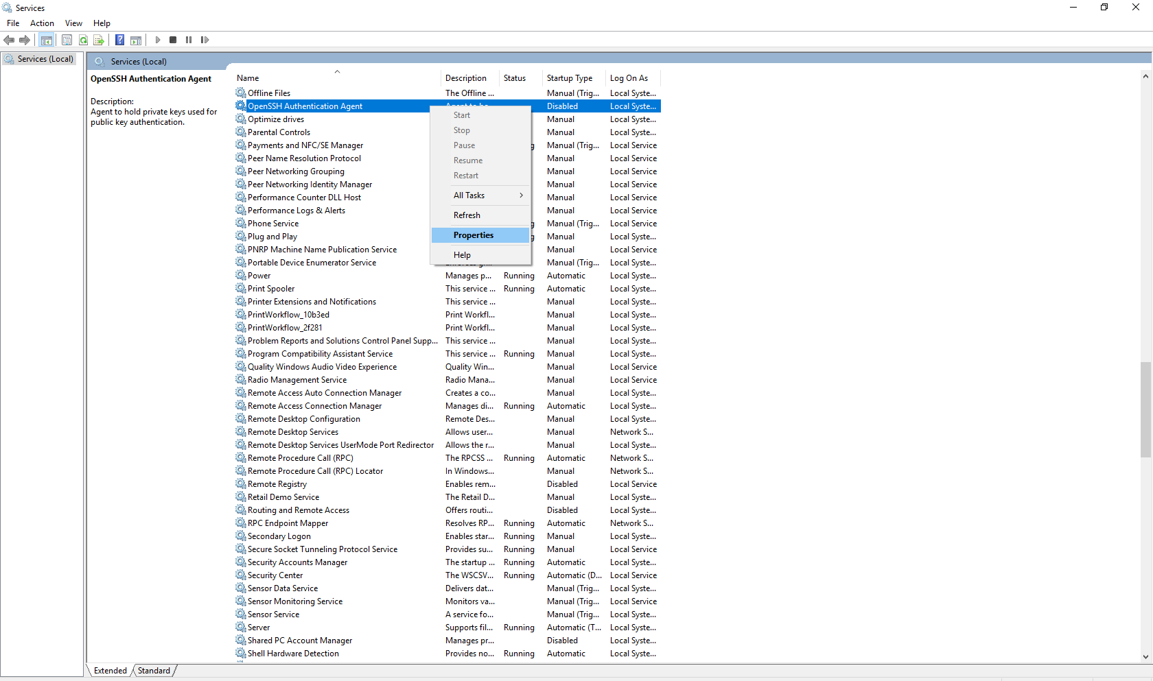 SSH Keys for CS (Windows 10) | Department of Computer Science