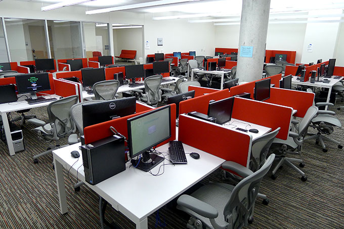Public Computer Labs Department Of Computer Science