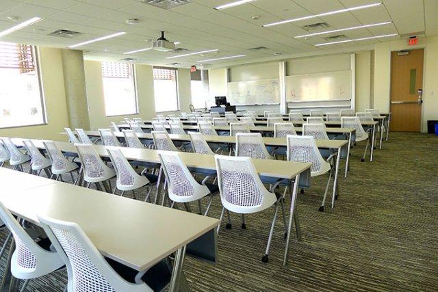 UTCS Classroom