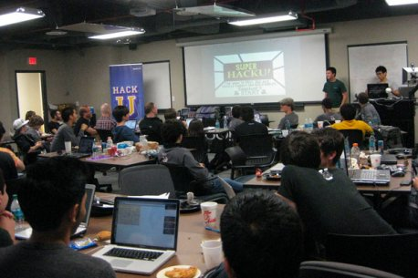 From March 23rd to 26th the HackU team was out at the University of Texas in Austin, Texas.