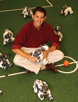 Dr. Peter Stone has been awarded a 2008 Guggenheim Fellowship