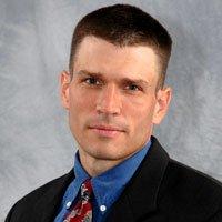 UTCS Senior Lecturer Michael D. Scott.