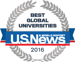 6th Best Global Universities 2016