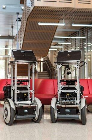 Building Wide Intelligence Robots