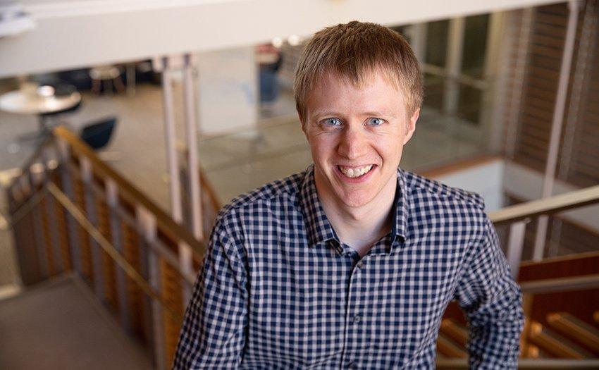 Texas Computer Science Assistant Professor Greg Durrett