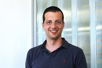 Assistant Professor Philipp Krähenbühl