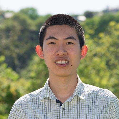Yuepeng Wang,  a sixth-year PhD student at Texas Computer Science