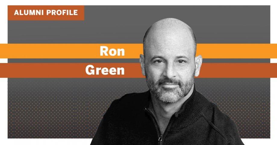 UTCS Alumnus Ron Green