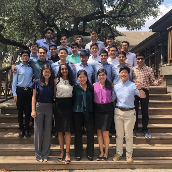 Texas CSB Fall 2019 First Cohort, The University of Texas at Austin