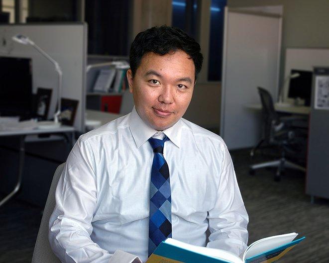 Assistant Professor Qixing Huang