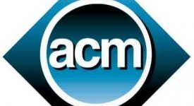 The Association for Computing Machinery Advancing Computing as a Science & Profe