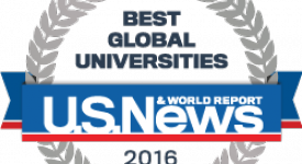 6th Best Global Universities 2016
