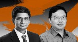 Professors Joydeep Biswas and Qixing Huang