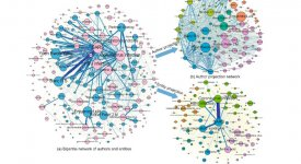A visual representation of a graph containing epidemiological data.