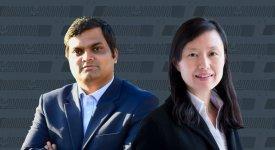 Dr. Swadhin Pradhan and Professor Lili Qiu