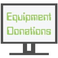 Equipment Donations