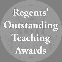 Regents' Outstanding Teaching Awards