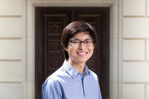 Ewin Tang will be entering graduate school this fall.