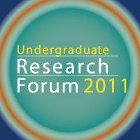 2011 College of Natural Sciences Undergraduate Research Forum