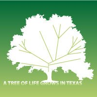 A tree of life grows in Texas