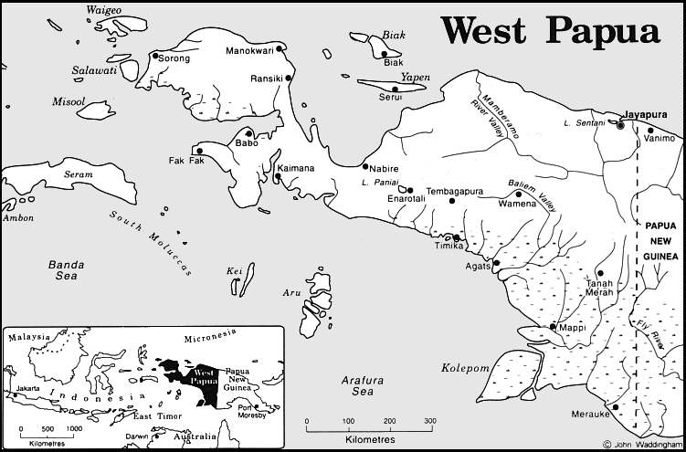 West Papua Refugees