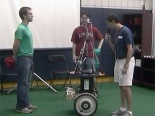 Segway at Robocup @Home 2007