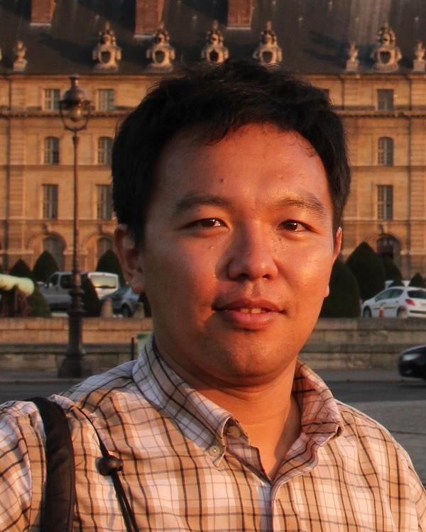 AI-Lab People - Qixing Huang